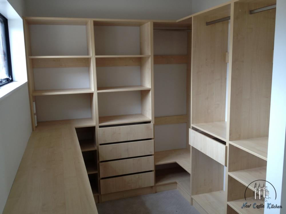 New castle kitchen wardrobe for Kitchen wardrobe